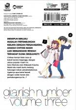 Gi(a)rlish Number 03 (Malay)