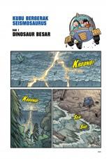 Siri X-VENTURE Alam Dino Perkasa 03: Adikuasa