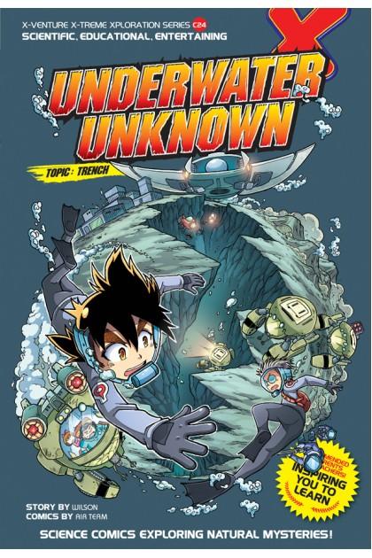 X-VENTURE Xtreme Xploration Series 24: Underwater Unknown