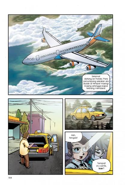SIRI X-VENTURE FAIL X-SENTRIK 06: JELMAAN BERSELUT
