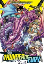X-VENTURE CHRONICLES OF THE DRAGON TRAIL 03: THUNDER OF FURY • VOUIVRE