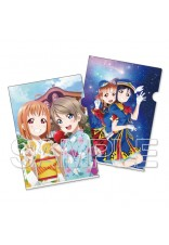Love Live! Sunshine!! Clear File Folders COVER GIRLS