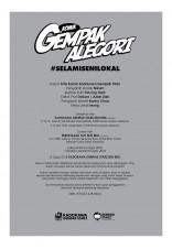 KOMIK GEMPAK 07: ALEGORI: #SELAMISENILOKAL