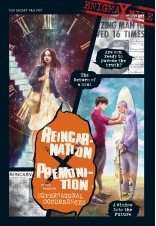 ENIGMA-X FILE 07: REINCARNATION X PREMONITION SUPERNATURAL OCCURRENCES