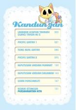 ULANG TAHUN KE-5 SIRI CANDY: WATAK CANDY EDISI PEMINAT