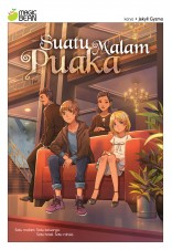 MAGIC BEAN 13: SUATU MALAM PUAKA