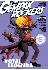 Komik Gempak 09: Rockers: #OtaiLegenda