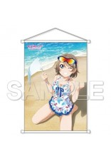 LoveLive! Sunshine!! B2 size Tapestry YOU WATANABE on the General Election for Cover Girl
