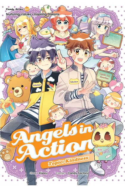 Candy Series 37: Angels in Action: Kindness