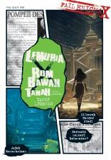 Fail Enigma-X 08: Lemuria X Rom Bawah Tanah Tapak Legenda