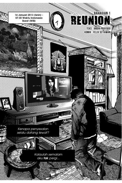 Kompilasi Seram Tragis 01: Gigil