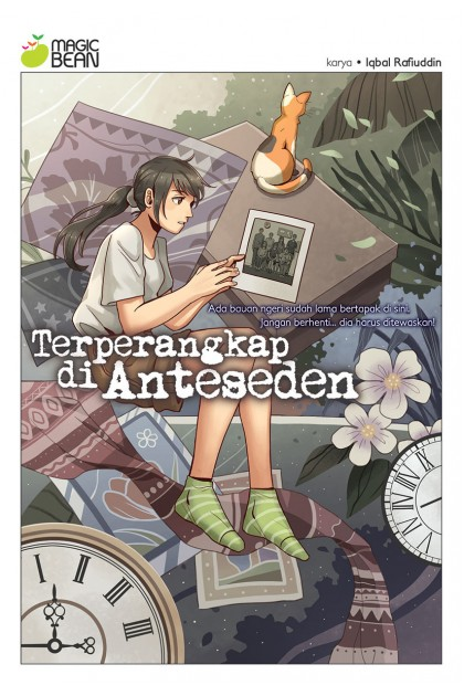 Magic Bean 15: Terperangkap Di Anteseden