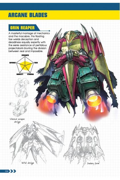 X-VENTURE Exobot Academy 13: Exobots Ultra