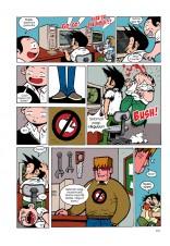 Koleksi Gempak X Utopia: Serangan Komik Berganda!