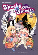Candy Cuties Series 07: Spooky Sweets: Topic: Supernatural Encounters