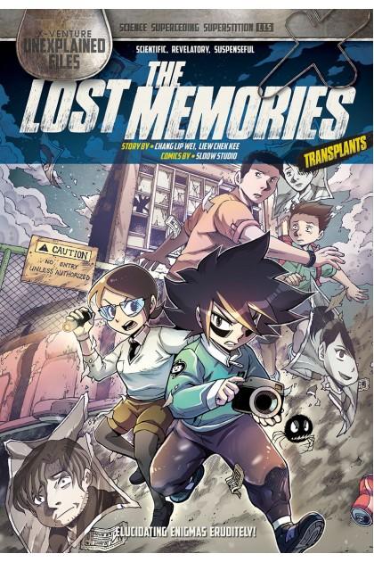 X-VENTURE Unexplained Files 15: The Lost Memories