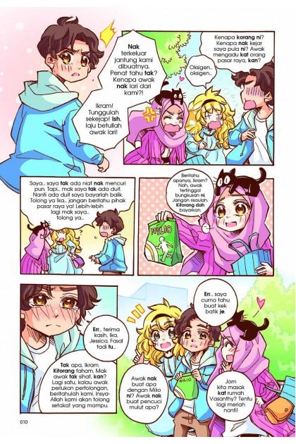 Kisah Zulaikha 08