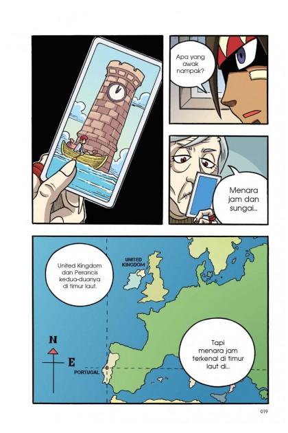 Siri X-VENTURE Era Jelajah Ulung 26: Terlepas Dari Cengkaman Maut