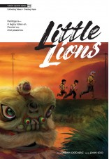 Warm Hearts Series 10: Little Lions