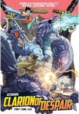 X-VENTURE Chronicles of the Dragon Trail 06: Clarion of Despair • Azi Dahaka