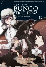 Bungo Stray Dogs 13