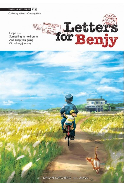 Warm Hearts Series 12: Letters for Benjy
