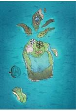 魔豆互动文学 小勇者大冒险系列 04 :凤梨礁岛历险记