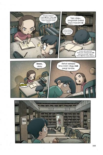 Aku Dengar Kat Perpustakaan Ada... 25