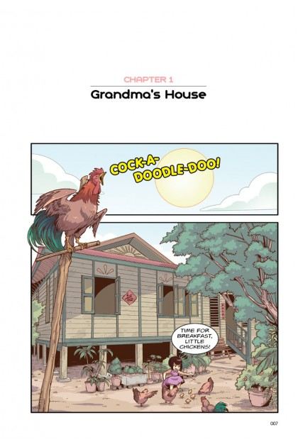 Warm Hearts Series 18: Grandma & Me