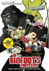 X-VENTURE LOST LEGENDS SERIES 02: IN BIGFOOT'S FOOTSTEPS