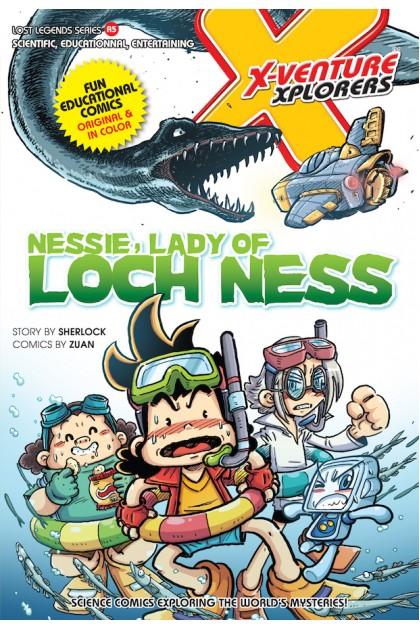 X-VENTURE Lost Legends Series 05: Nessie, Lady of Loch Ness