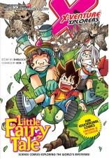 X-VENTURE Lost Legends Series 07: Little Fairy Tale