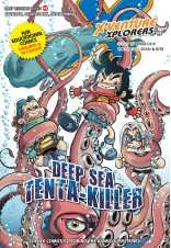 X-VENTURE Lost Legends Series 12: Deep Sea Tenta-Killer