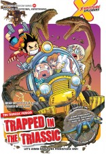 X-VENTURE Dinosaur Kingdom Series: Trapped In The Triassic