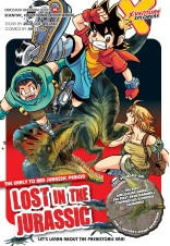 X-VENTURE Dinosaur Kingdom Series: Lost In The Jurassic