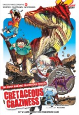 X-VENTURE Dinosaur Kingdom Series: Cretaceous Craziness