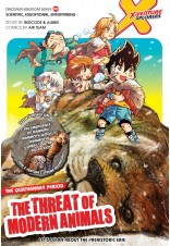 X-VENTURE Dinosaur Kingdom Series: The Threat of Modern Animals
