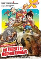 X-VENTURE Dinosaur Kingdom Series: The Threat of Modern Animals