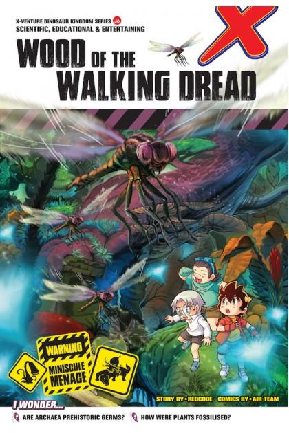 X-VENTURE Dinosaur Kingdom II Series: Wood of The Walking Dread