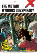 X-VENTURE Dinosaur Kingdom II Series: The Mutant Hybrids Conspiracy