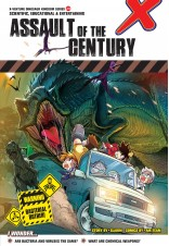 X-VENTURE Dinosaur Kingdom II Series: Assault of The Century