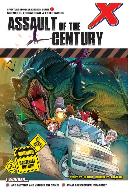 X-VENTURE Dinosaur Kingdom II Series: Assault of The Century