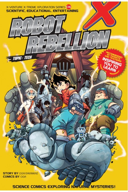 X-VENTURE Xtreme Xploration Series 16: Robot Rebellion
