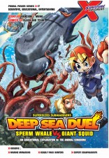 X-VENTURE Primal Power Series: Deep Sea Duel
