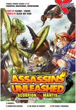 X-VENTURE Primal Power Series: Assassins Unleashed