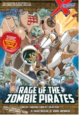 X-VENTURE The Golden Age of Adventures Series: Rage of The Zombie Pirates