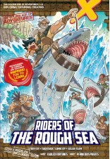 X-VENTURE The Golden Age of Adventures Series: Riders of The Rough Sea