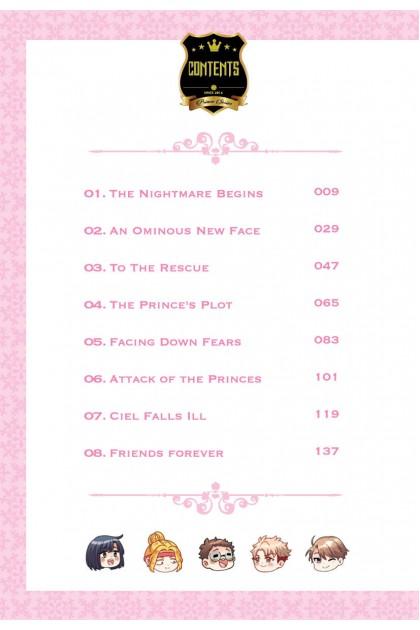 Prince Series 06: Famous Destinations: A Royal Vengeance