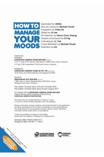 3 Hours to Master 02: How to Manage Your Moods