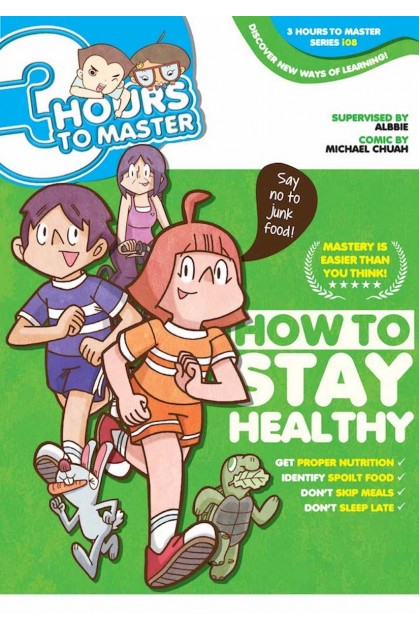 3 Hours to Master 08: How to Stay Healthy